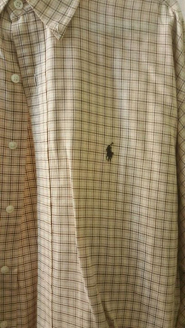 2ed8e4a27369 Used Mens Ralph Lauren Button down collar XL for sale in San Leandro ...