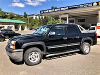 Team West Auto Group 2005 Chevrolet Avalanche 1500 4WD Local No accident Clean avalanche Vancouver, V6E 2B9