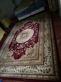 Hand crafted full room rug
