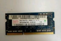 Memoria RAM DDR3 2 Gb Madrid, 28031