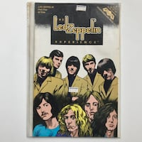 The Led Zeppelin Experience #1 Comic Book Mint Toronto