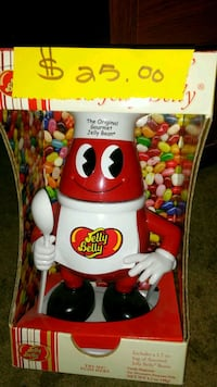 Mr. Jelly Belly candy dish Colorado Springs, 80916