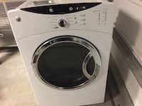 white front-load clothes washer Newport News, 23608