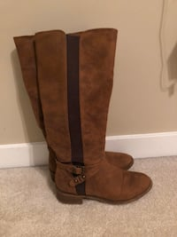 Size 6 - Aldo brown boots (never worn)