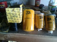 three yellow and black plastic containers Redding, 96001