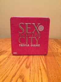 Sex and the city trivia game  Calgary, T3H 0T6