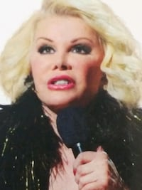 Joan Rivers Don't Start With Me dvd and cd  Glen Burnie