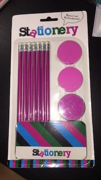 Back to School Pencil Set Centreville, 20120