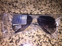 two black Air Force Aviator-type sunglasses pack Los Angeles, 90045