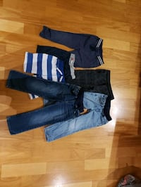 Boys pants and shorts sizes 4/5 Guelph, N1E 7G6