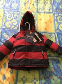 red and black zip-up jacket Germantown, 20874