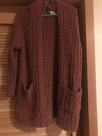 Chunky Cardigan Pacific Grove, 93950