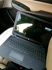 black laptop computer with charger Jacksonville, 32256