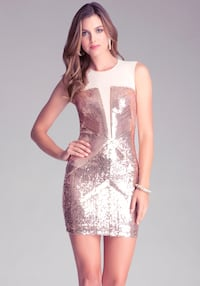 Women's Sequin BEBE Dress Rockville, 20850
