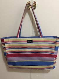 Yellow and blue stripes shoulder bag Brownsville, 78520