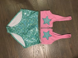 H&M Mermaid swim suit