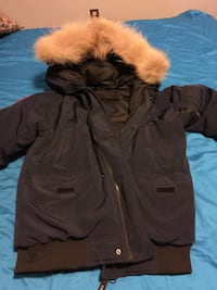 Navy blue Canada goose Richmond Hill
