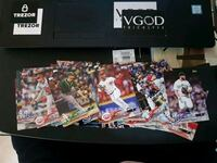 Baseball base cards Hawaiian Gardens, 90716