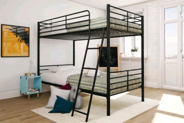 Bunk bed or 2 twin beds