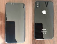 black iPhone 7 with box null