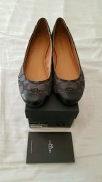 Women's Coach Flats - Black Virginia Beach, 23464