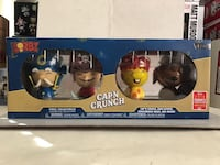 Cap N Crunch Pop  Ashburn, 20148