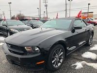 2012 Ford Mustang CONVERTIBLE Baltimore