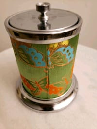 Vilight Chinese Cloisonne Gaiwan with Butterflies - Housewarming Gifts