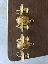 Brass wall sconces  Stephens City, 22655