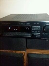 Sony reciever Pioneer 12s home system very loud