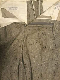 Art Deco Work Trousers