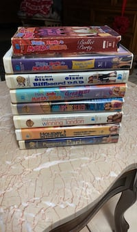 *FREE* Mary-Kate & Ashley VHS Tapes
