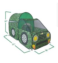 NWT pop up military truck