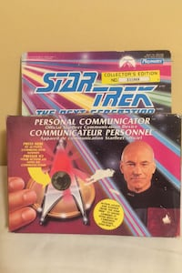 Star Trek collectable  Toronto, M1B 1L8