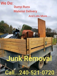 Junk removal Capitol Heights