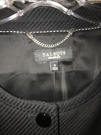 Talbots Size 12 Black Suit with  short sleeve blouse Greeneville, 37745