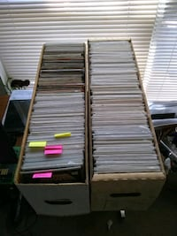 500 Plus Comic Books In 2 Long-Boxes Gaithersburg, 20877