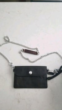 WRISTLET AND CROSSBODY WALLET
