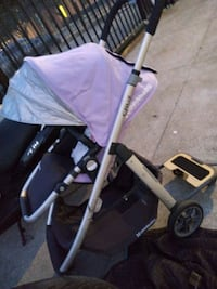 uppababy Cruz with piggyback stroller San Francisco, 94103