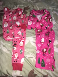 Toddler girls pyjamas  Kitchener, N2G