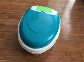 Toddlers potty