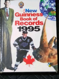 Guinness book of record 1995
