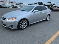 2012 Lexus IS350 awd ultra premium  Mississauga