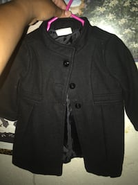 black button-up jacket Shreveport, 71103