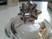 vintage mint condition bow ring Davison, 48423