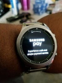 Samsung gear s3 classic  Victorville, 92394