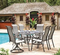 Charleston Sling Dining Set- CHAIRS ONLY