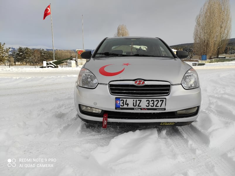 2011 Hyundai Accent ERA 1.5 CRDI MODE 6
