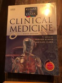 Clinical medicine and biology textbooks  Toronto, M2N 0A9