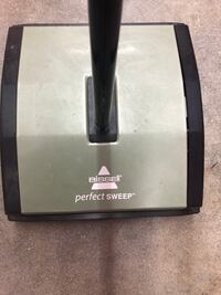 Bissel Perfect Sweep Sweeper.